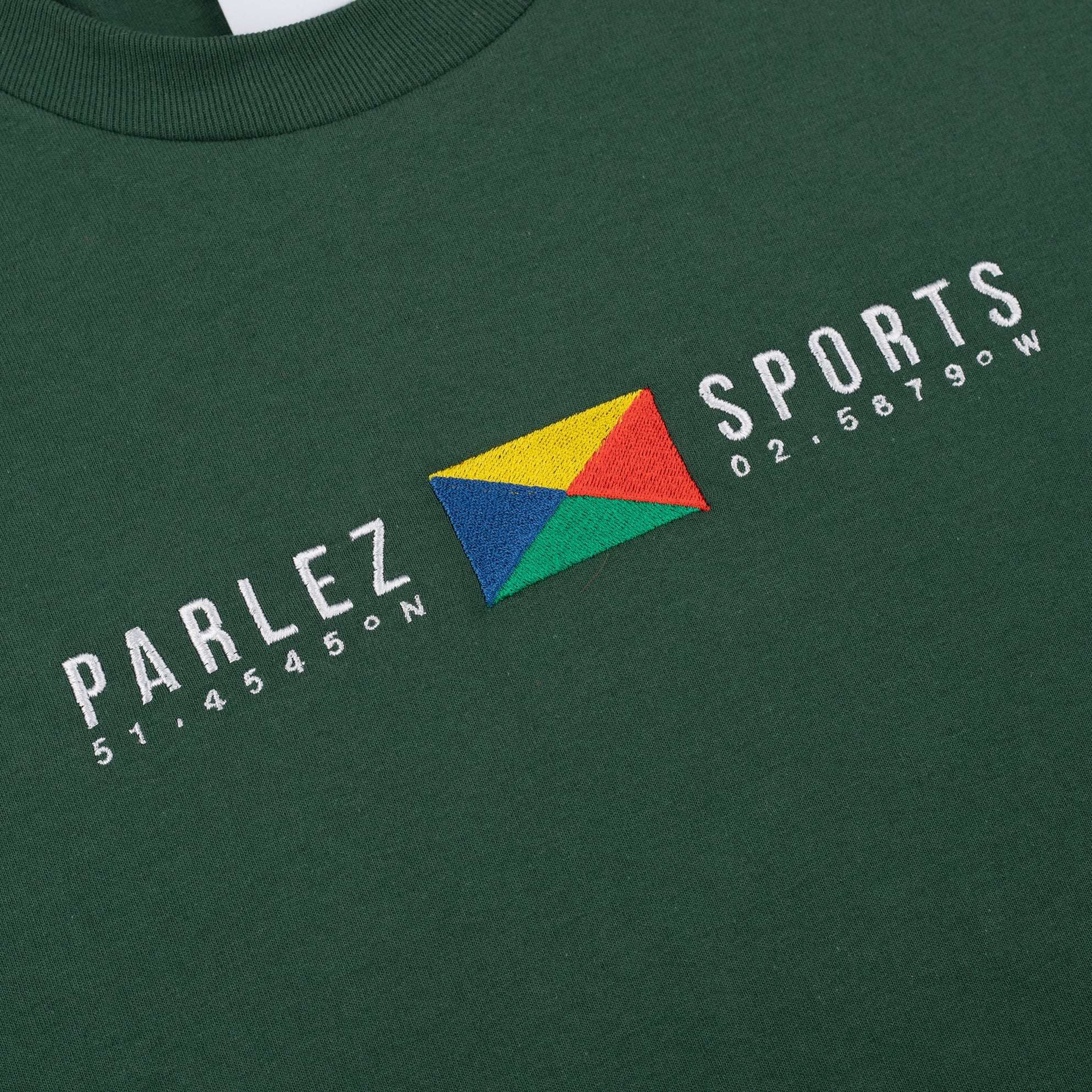 Parlez Tjalk T-Shirt Forest