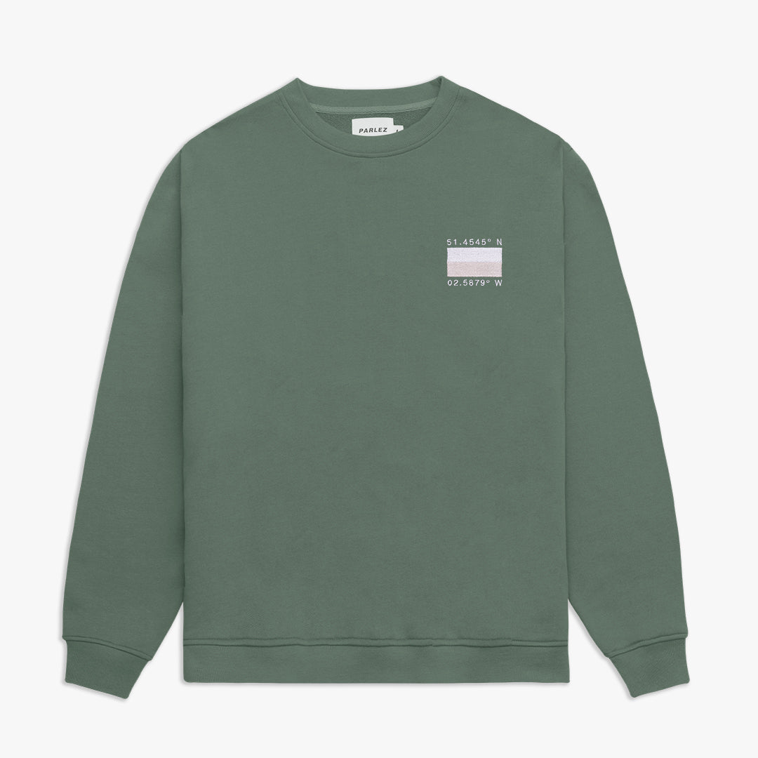 Westerly Sweatshirt Light Khaki