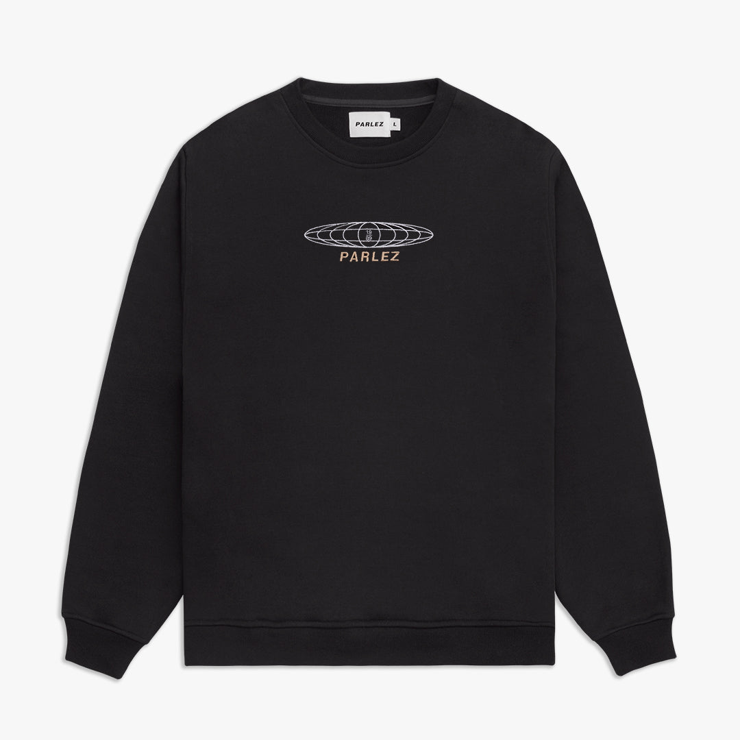Yawl Sweatshirt Black
