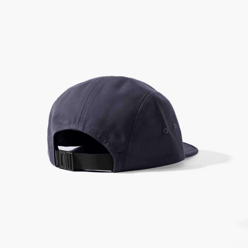 Zulu 5 Panel Cap Navy