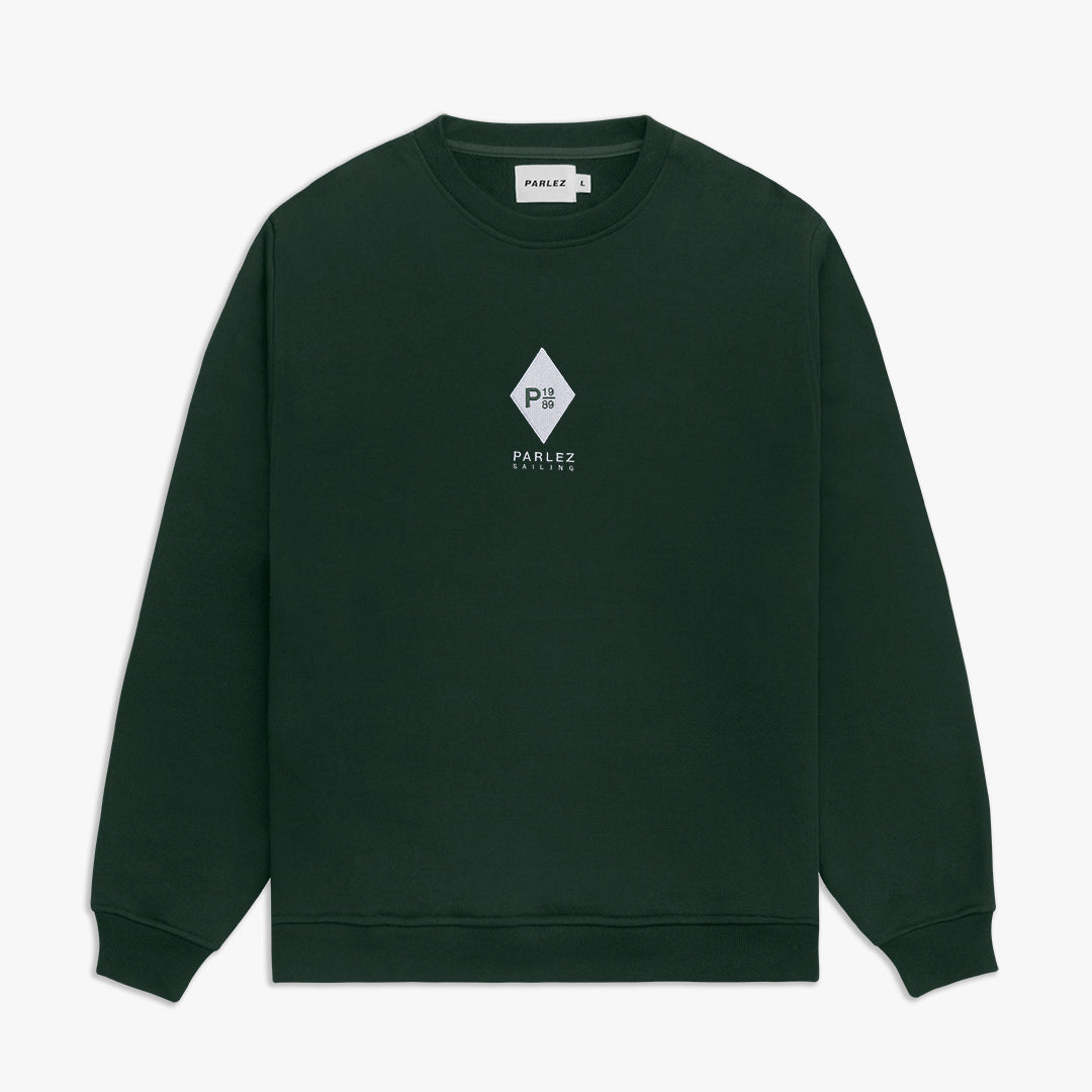 Zulu Sweatshirt Forest