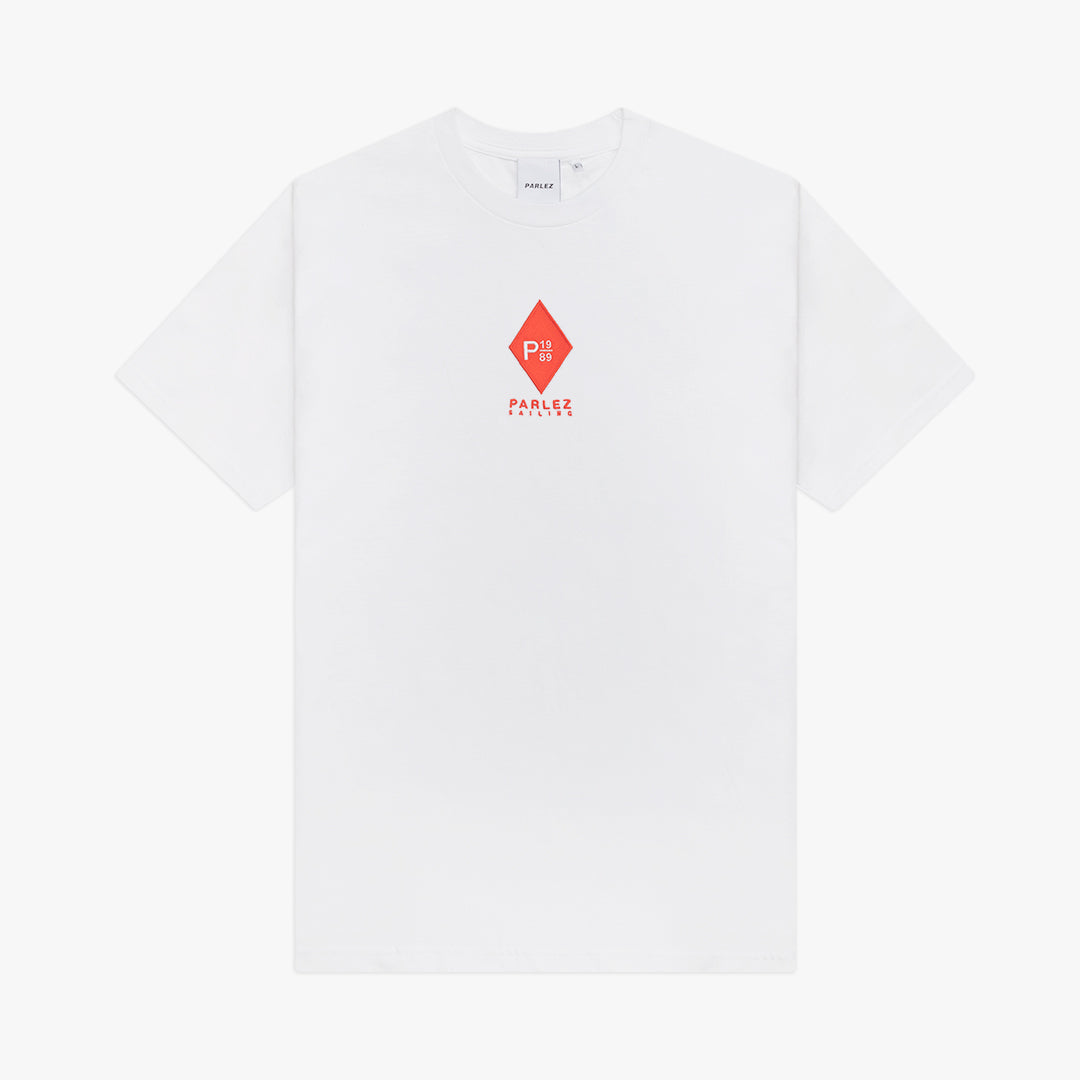 Zulu T-Shirt White