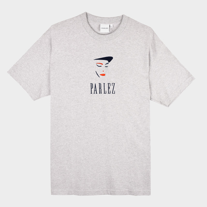 Parlez Face T-Shirt Heather