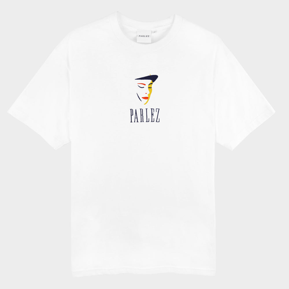 Face T-Shirt White
