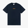 Ladsun T-Shirt Navy | Orange
