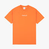 Ladsun T-Shirt Orange | White
