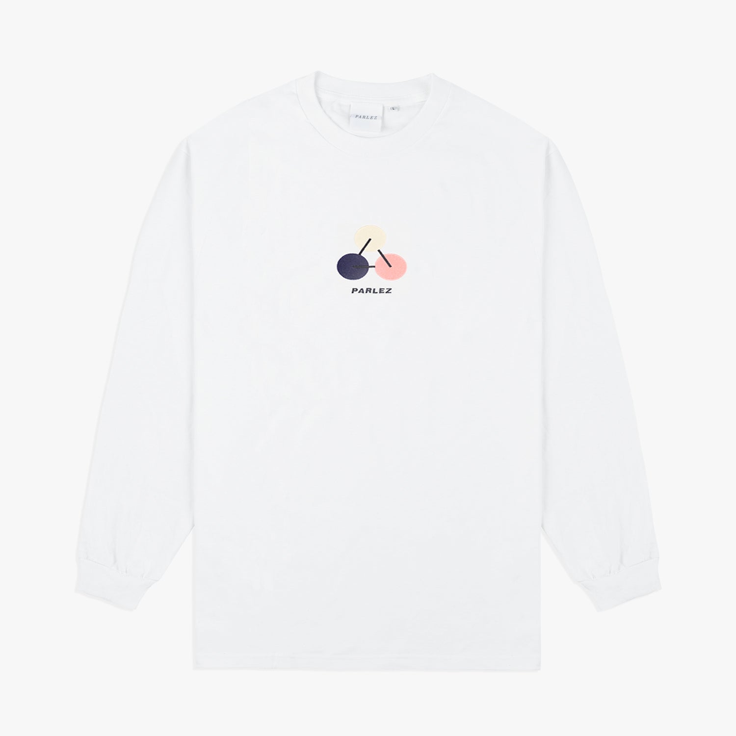 Ole L/S T-Shirt White