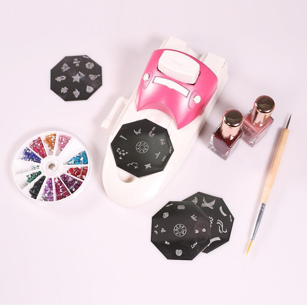 Magic Nail Art Printer™ Machine – GENIUS TIGER