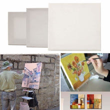 Load image into Gallery viewer, accessories | Blank Canvas mounted on wooden frame | others | FiguredArt