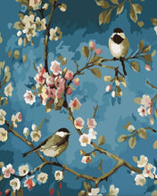 Load image into Gallery viewer, paint by numbers | Flowers and Birds | animals birds easy flowers | FiguredArt