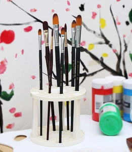 paint by numbers | Paint Brush support 49 holes | others | FiguredArt