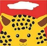 paint by numbers | Painting for Children Leopard | kids | FiguredArt