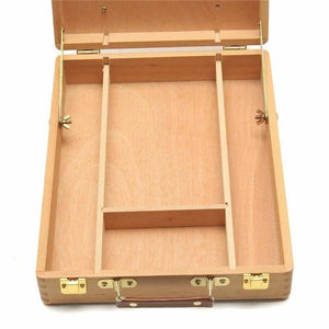 paint by numbers | Table easel and storage case for painting on canvas and drawing | others | FiguredArt