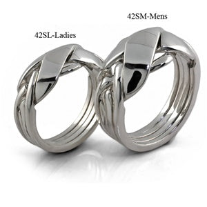 Puzzle Rings 42SM