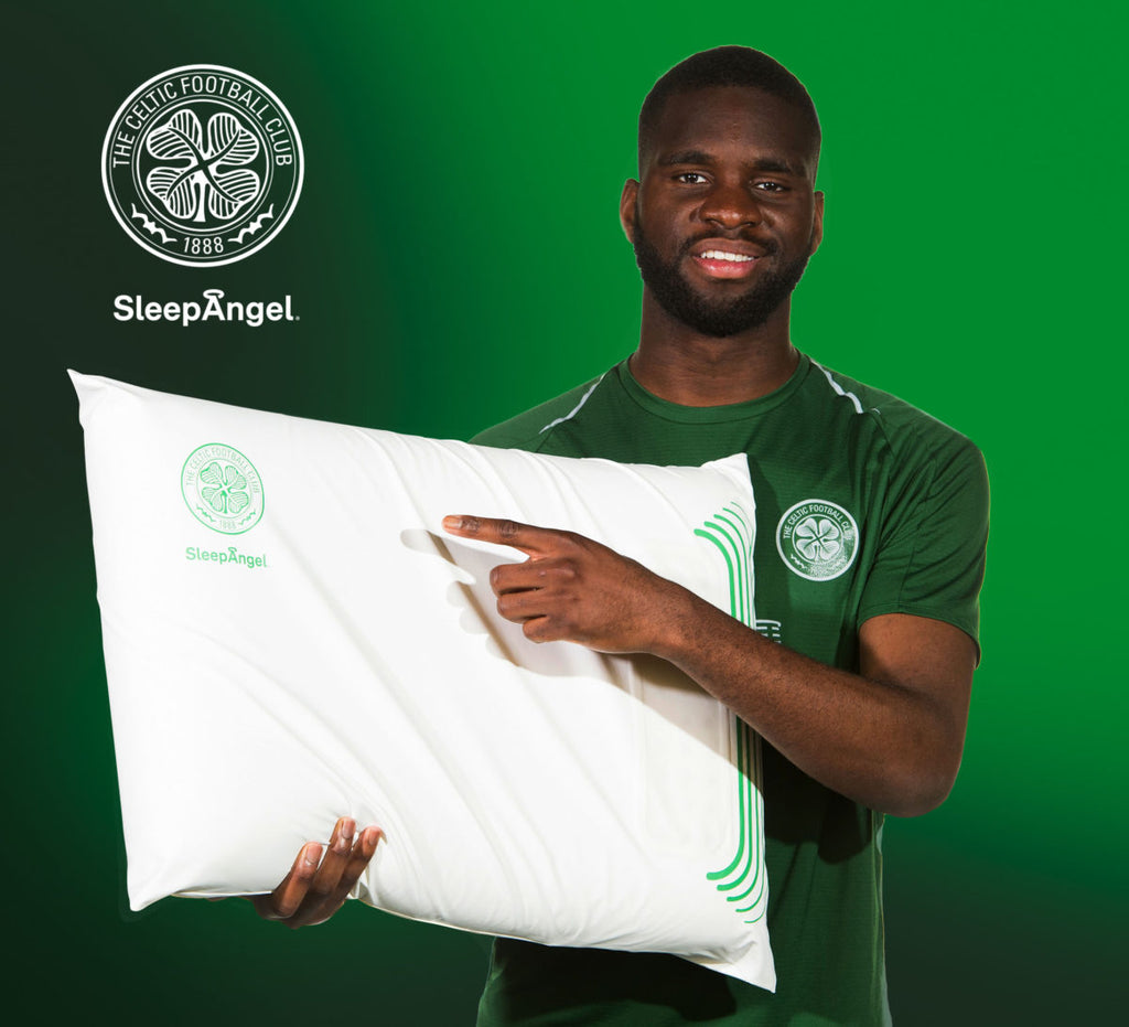 SleepAngel becomes the official partner to Celtic F.C