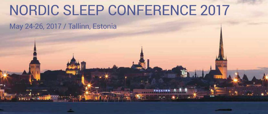 Nordic Sleep Conference 2017 Sleepangel