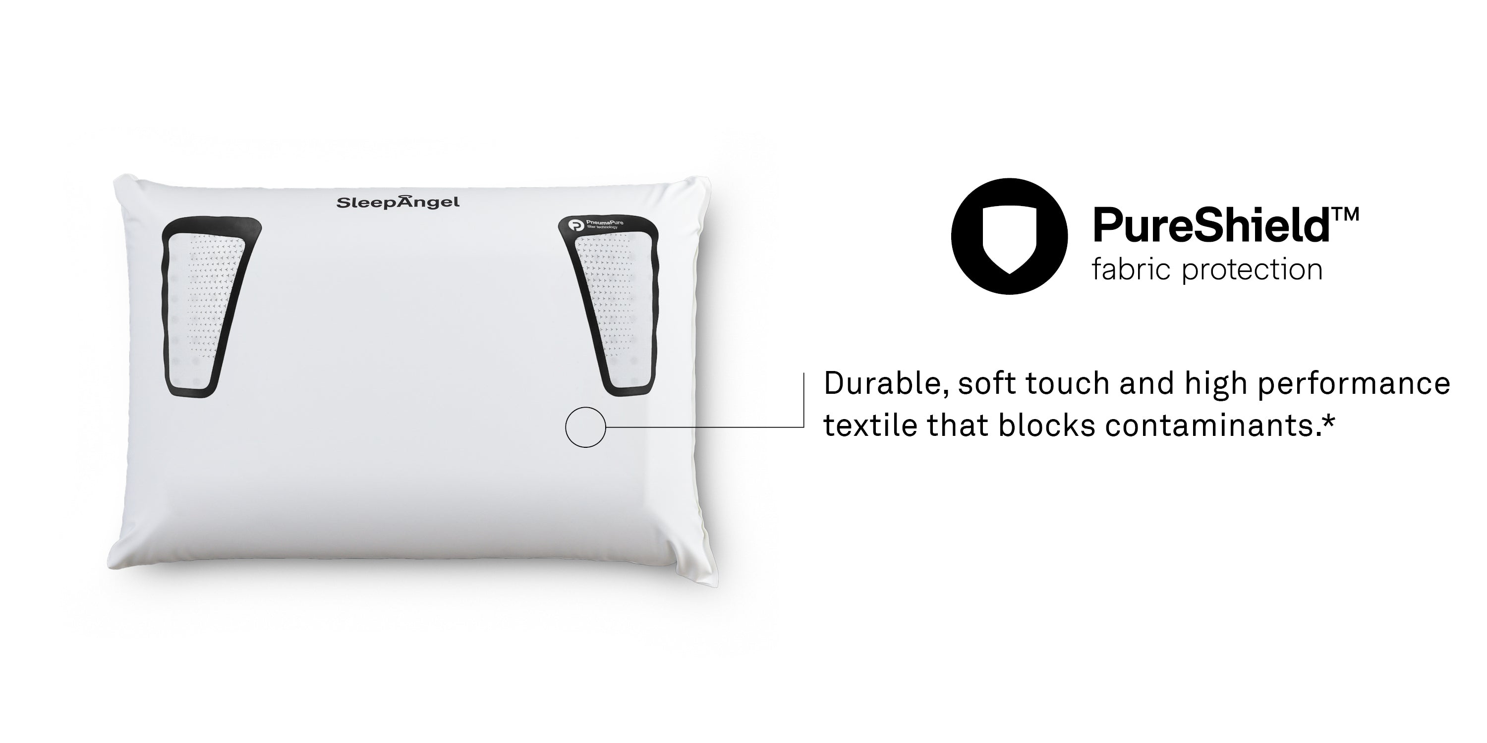 Pureshield fabric protection