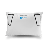 SleepAngel Performance Movistar Microfiber Pillow Set