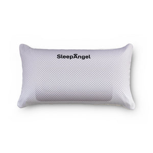 Comfort Cover for Travel Pillow fits perfectly to your SleepAngel Travel Pillow and can be easily removed for washing.