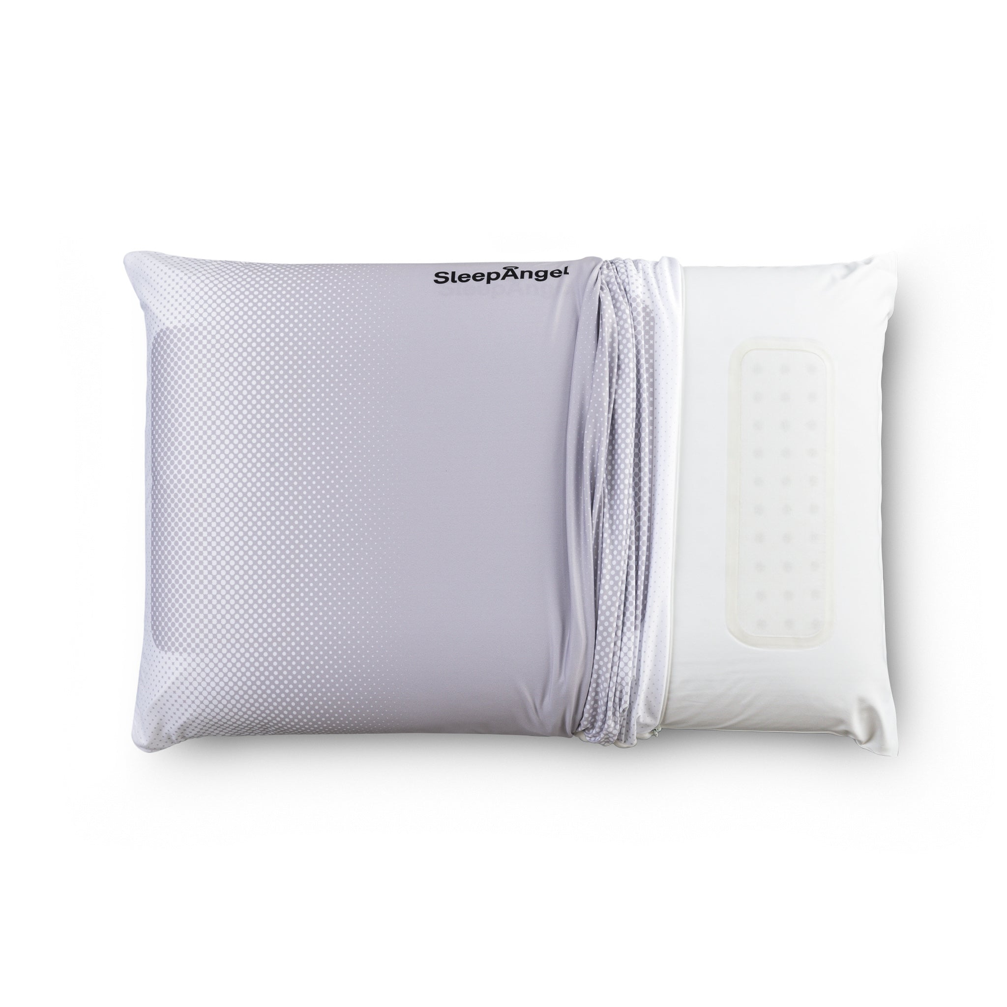 SleepAngel Memory Foam Pillow Set