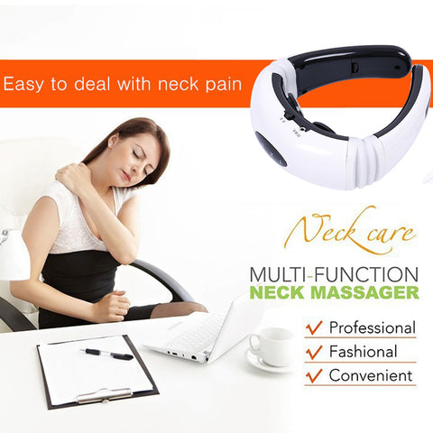 Cervical Vertebra Therapy Instrument