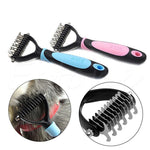 Brush Pet Dematting Tool
