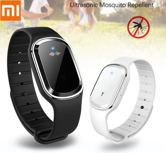 Outdoor mosquito repellent bracelet Ultrasonic electronic watches for children and adults
