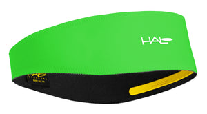 Halo II Pullover Headband Bright Green