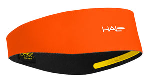 Halo II Pullover Headband Bright Orange