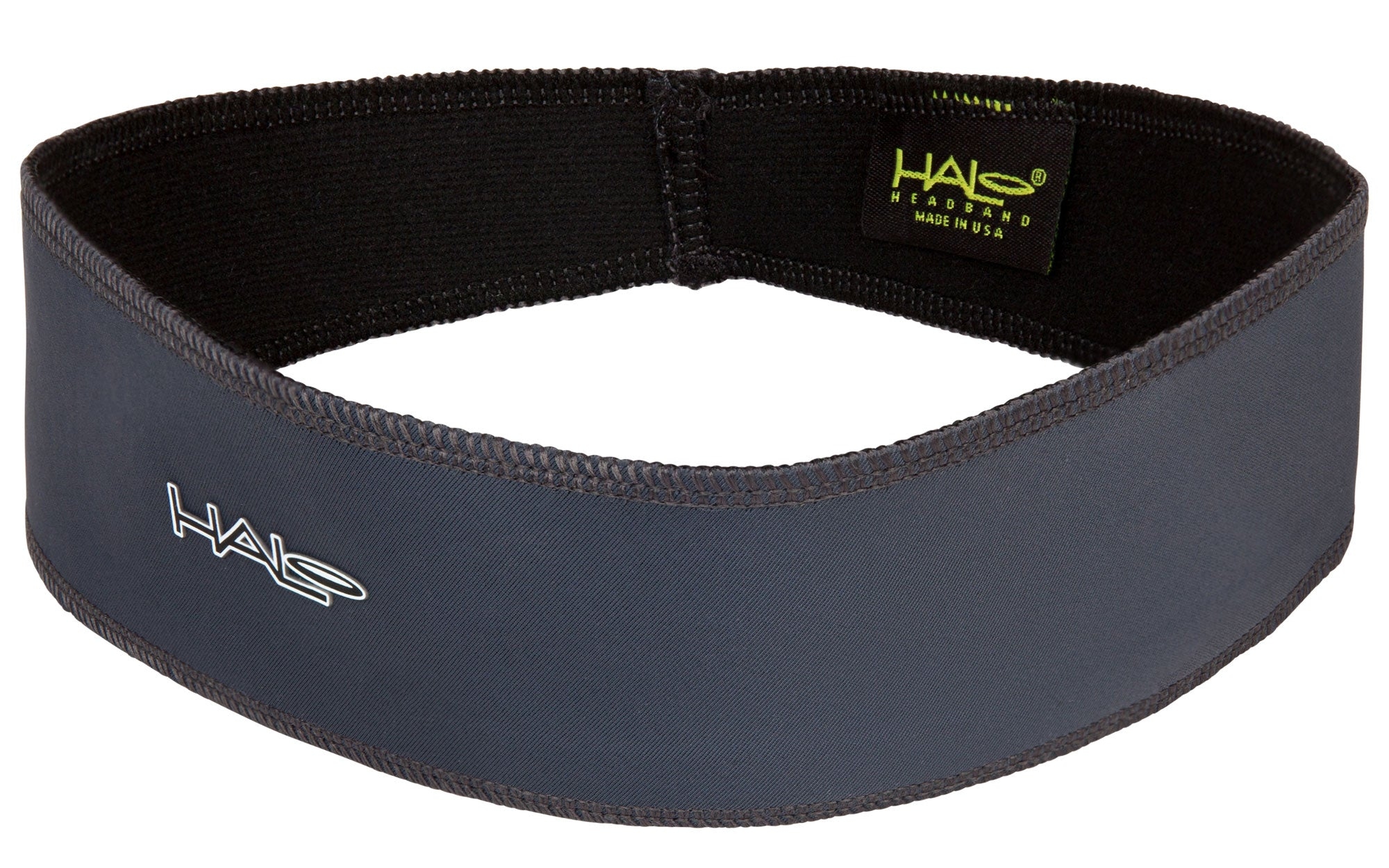 Halo II Pullover Headband Charcoal