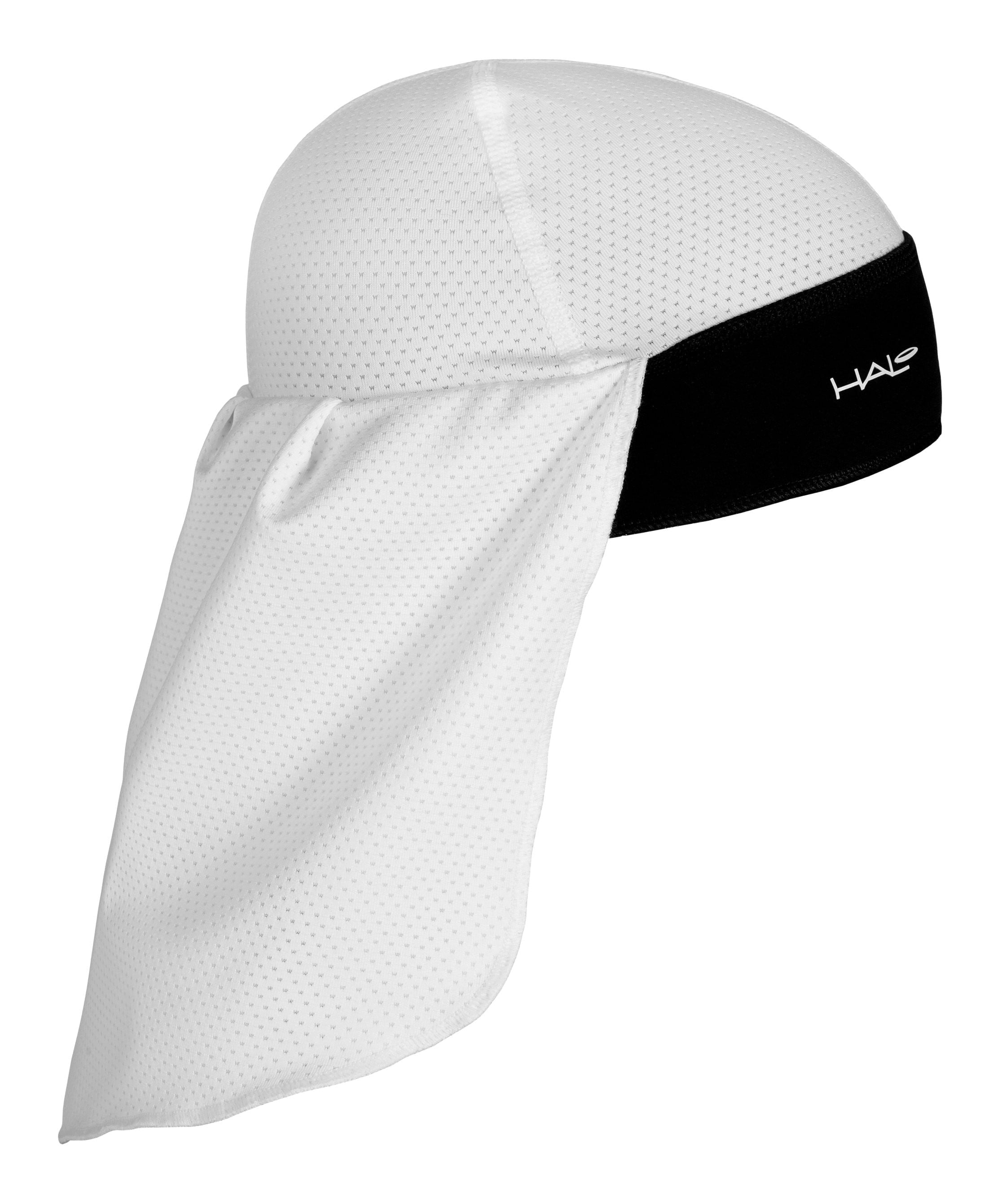 Halo Solar Skull Cap with neck protection - Haloheadband Canada
