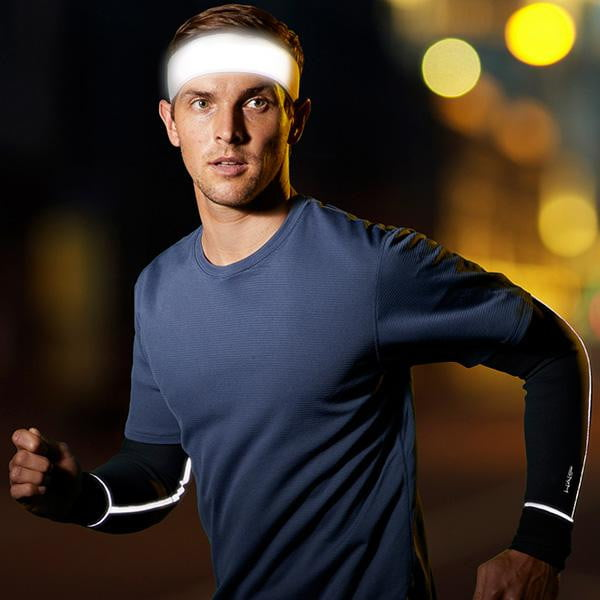 Halo V - Velcro®Headband (adjustable) - Haloheadband Canada