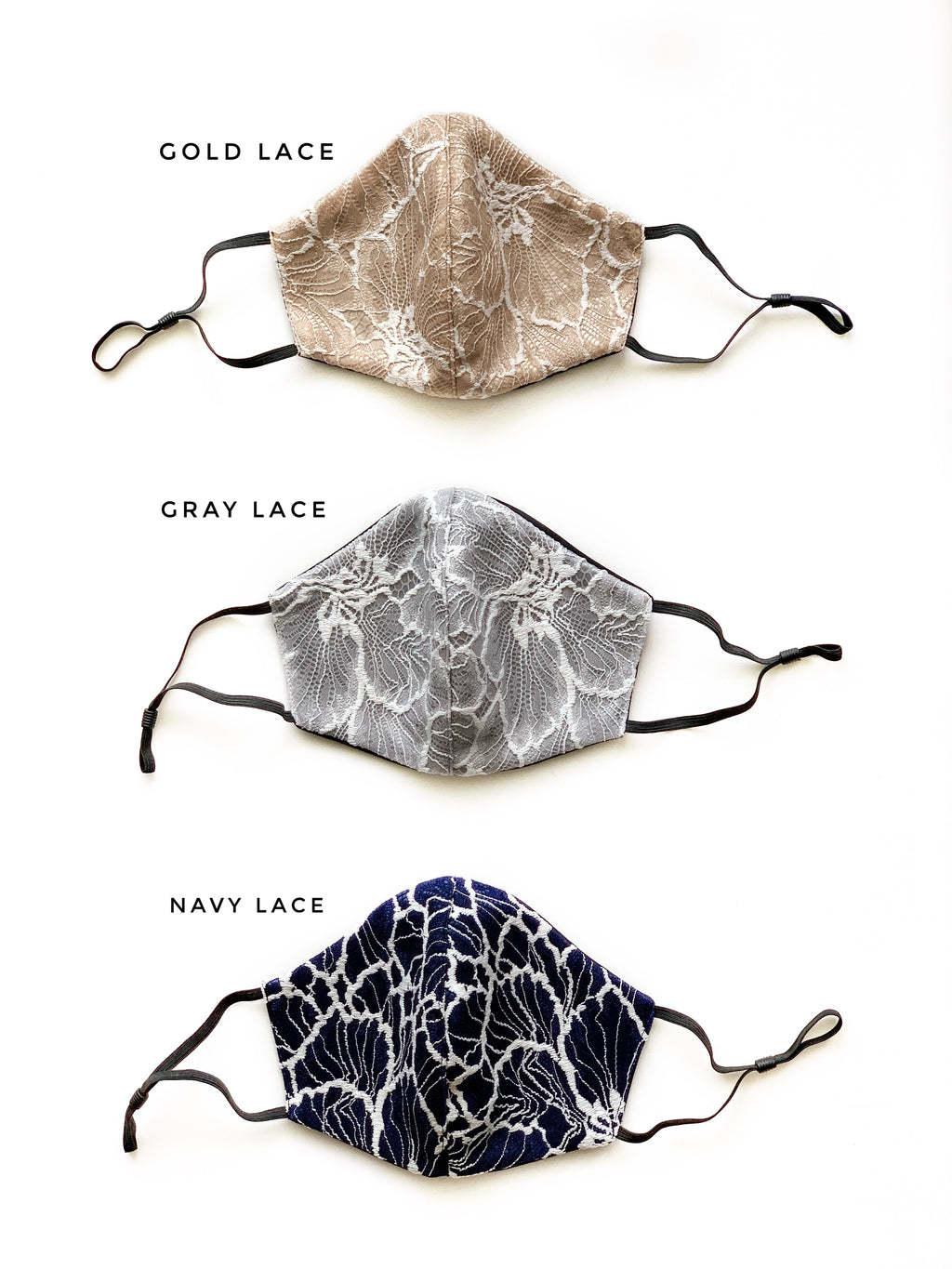 NEW! Give Back Face Cover - Lace