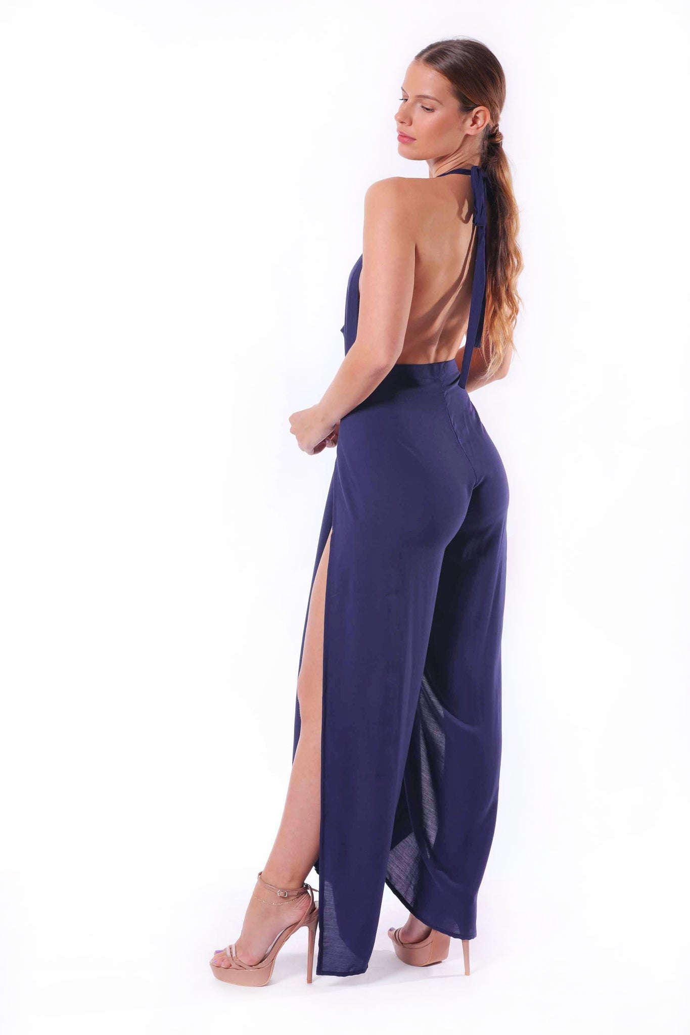 Balia Multi Pant & Jumpsuit - Navy Blue