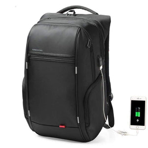 Waterproof USB Charging Anti-theft Backpack, backpacks, Falattar Store