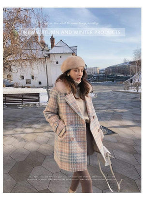 Fashion Women Coat, Fashion Women Coat, Falattar Store