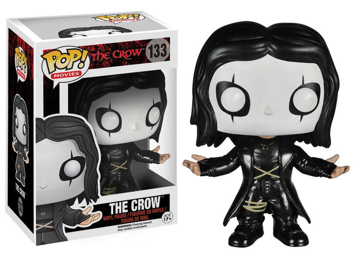 Funko Pop The Crow Action Figure, Funko Pop The Crow Action Figure, Falattar Store
