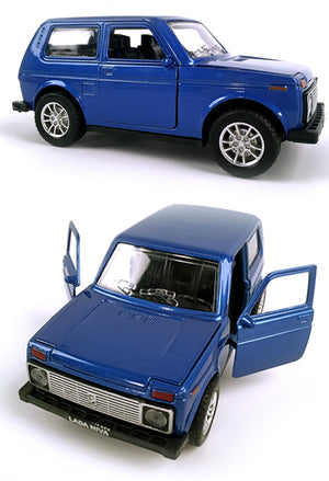 Collectible Alloy Diecast Lada Niva Cars, Collectible Alloy Diecast Lada Niva Cars, Falattar Store