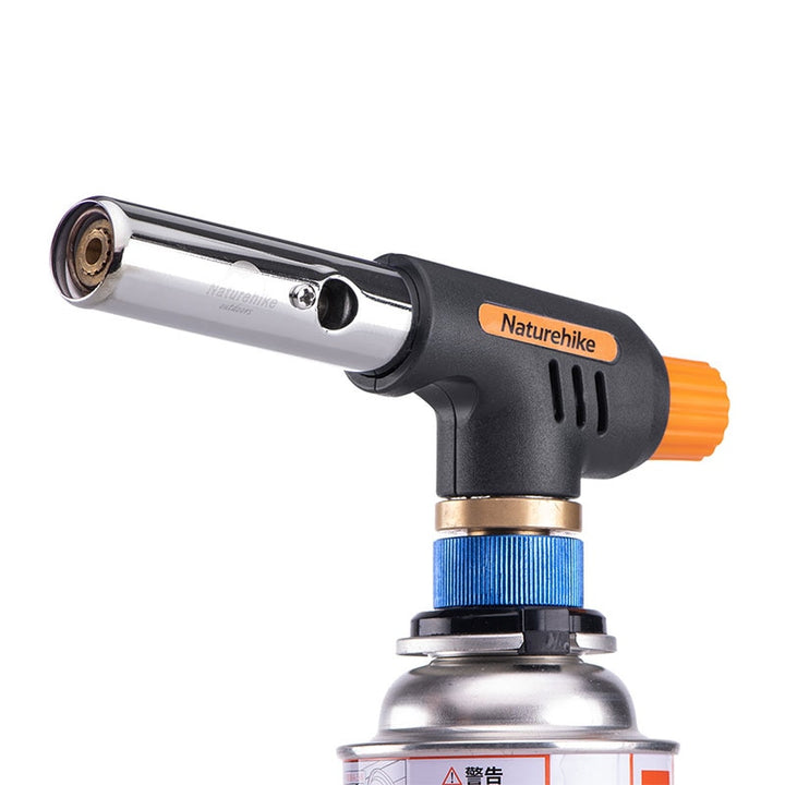 Clip-on Type Spiral Fire Gun