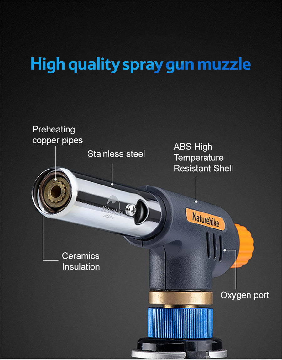 Clip-on Type Spiral Fire Gun, Clip-on Type Spiral Fire Gun, Falattar Store