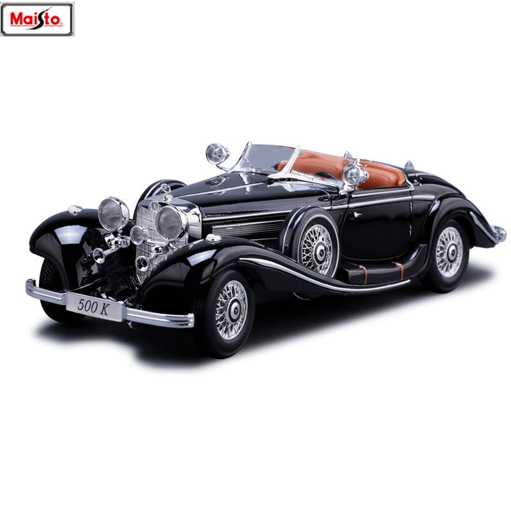 Mercedes Classic Car Models