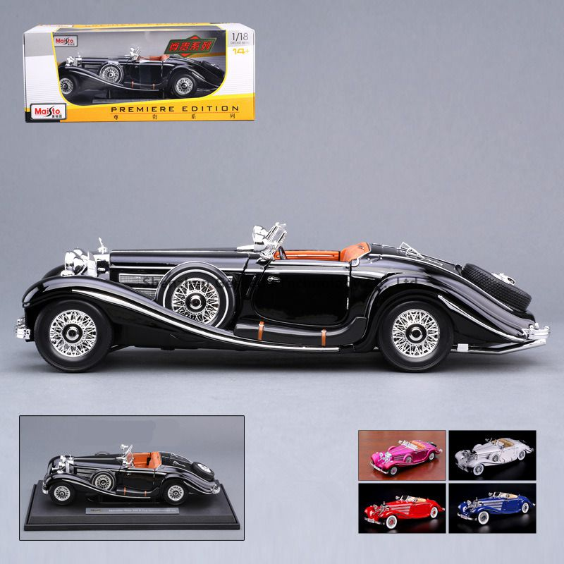 Mercedes Classic Car Models, Mercedes Classic Car Models, Falattar Store