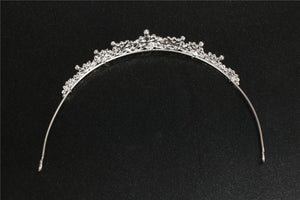 Fashion Crystal Wedding Bridal Tiara Crown, Fashion Crystal Wedding Bridal Tiara Crown, Falattar Store