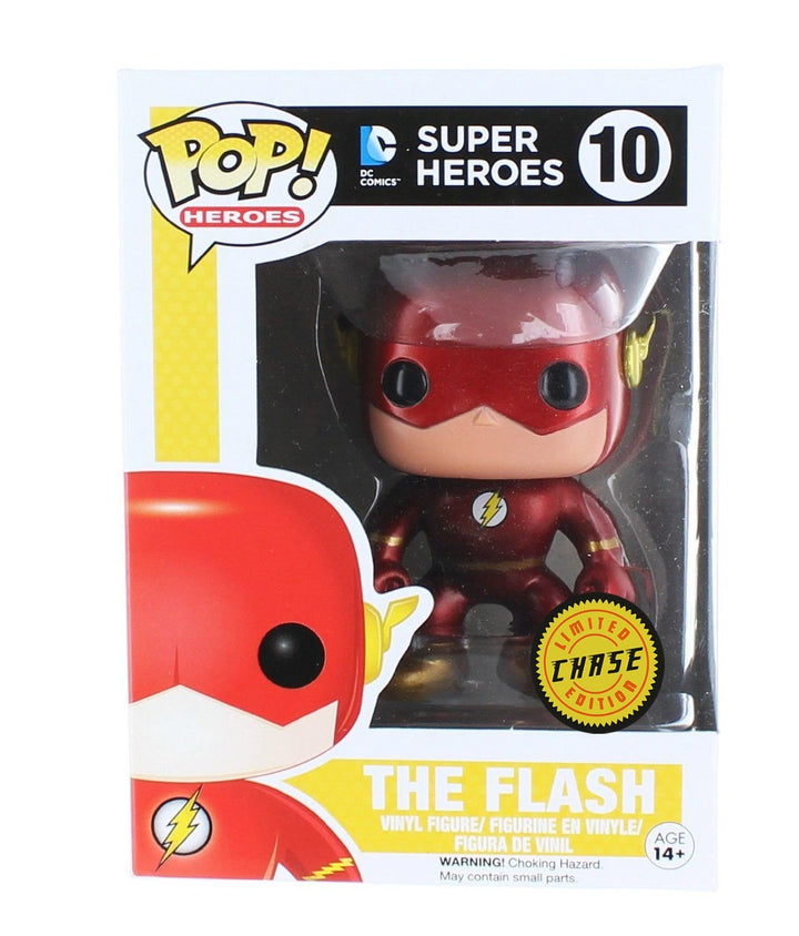 Exclusive Chase Funko Pop The Flash, Exclusive Chase Funko Pop The Flash, Falattar Store
