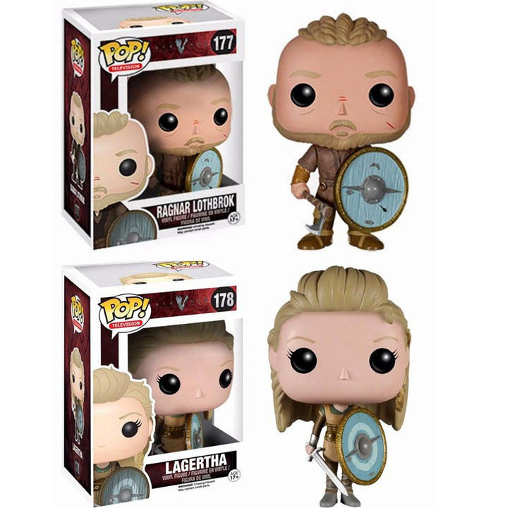 Funko Pop Vikings Collection, Funko pop Vikings Collection, Falattar Store