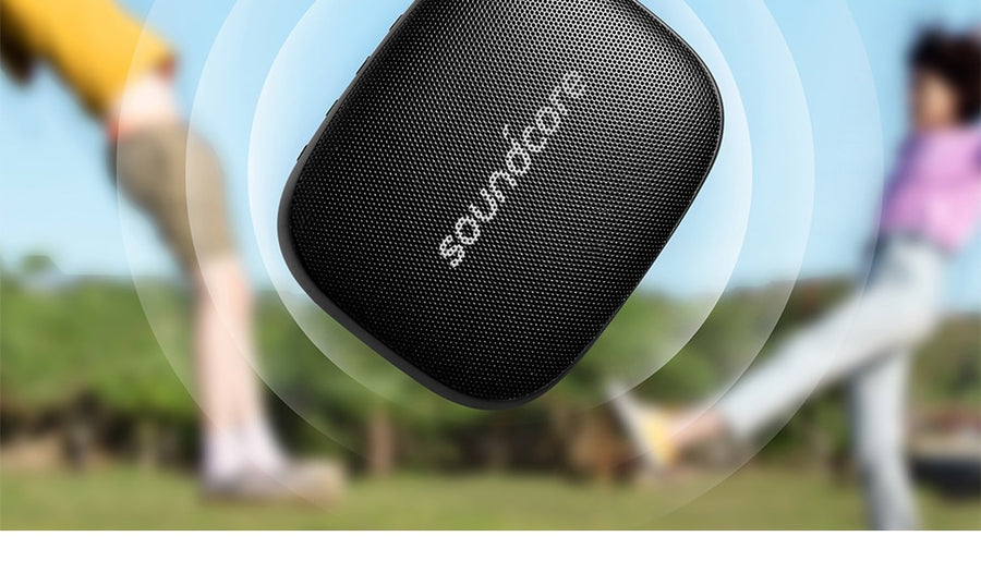 Mini Anker Waterproof Bluetooth Speaker, Mini Anker Waterproof Bluetooth Speaker, Falattar Store