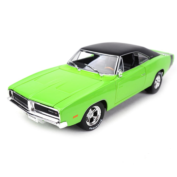 Dodge Charger R/T Diecast Model, Dodge Charger R/T Diecast Model, Falattar Store