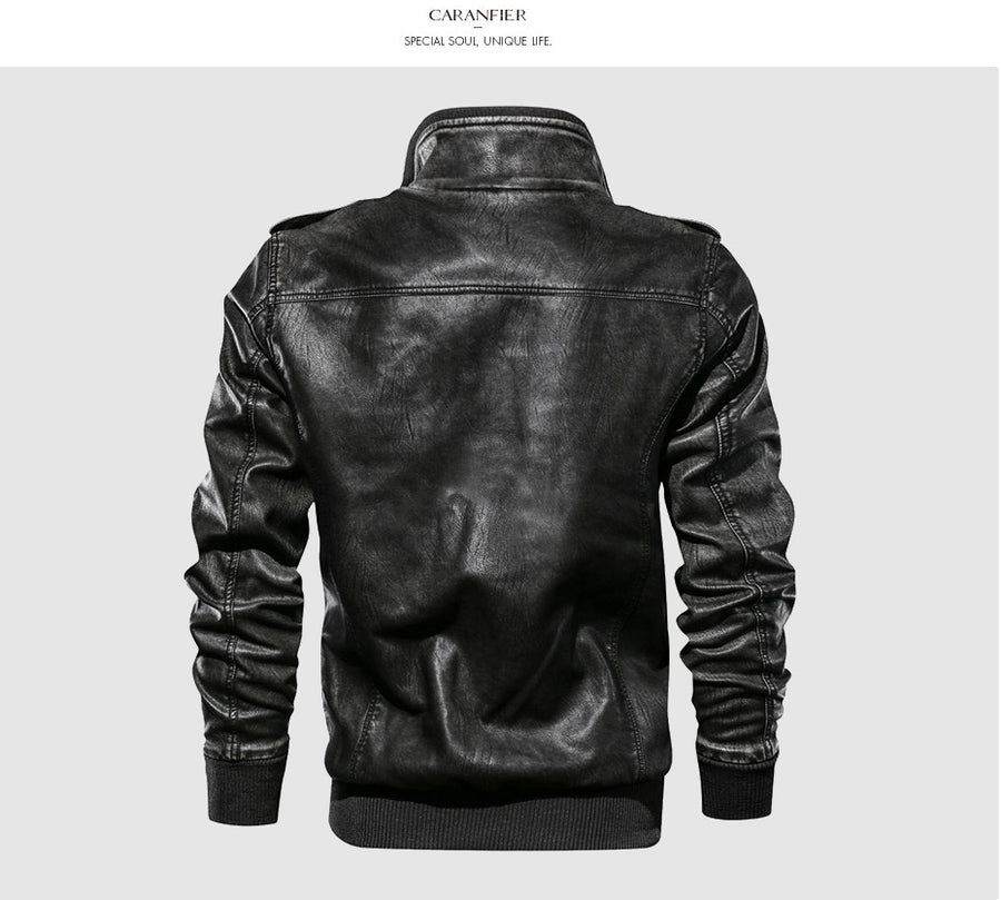 Fashion Motorcycle Leather Jacket, Fashion Motorcycle Leather Jacket, Falattar Store
