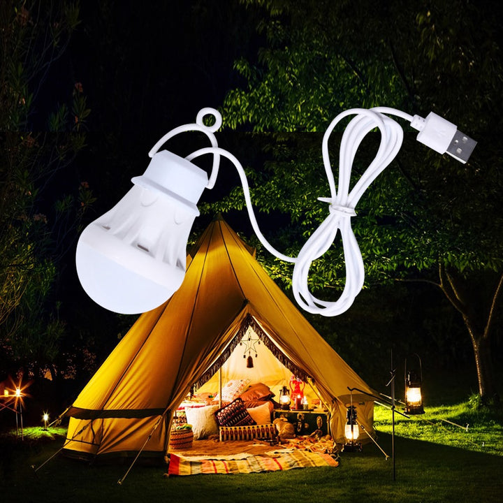 Portable USB Lantern Camping Lights