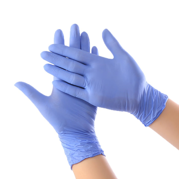 Universal Disposable Latex Rubber Gloves, Disposable Latex Rubber Gloves, Falattar Store